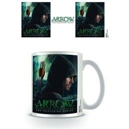 ARROW TV SERIES CERAMIC MUG TAZZA IN CERAMICA PYRAMID INTERNATIONAL