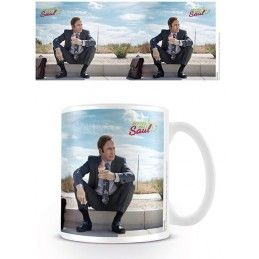BETTER CALL SAUL CERAMIC MUG TAZZA IN CERAMICA PYRAMID INTERNATIONAL