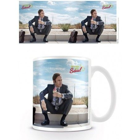 BETTER CALL SAUL CERAMIC MUG TAZZA IN CERAMICA