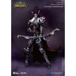 WORLD OF WARCRAFT - SYLVANAS WINDRUNNER DAH-021 ACTION FIGURE BEAST KINGDOM