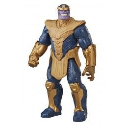MARVEL AVENGERS - THANOS DELUXE TITAN HERO SERIES 30CM ACTION FIGURE HASBRO