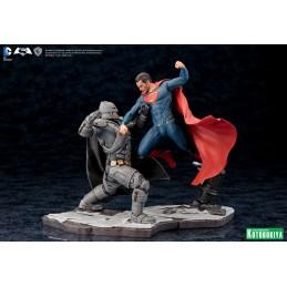BATMAN V SUPERMAN DAWN OF JUSTICE SET ARTFX+ STATUE FIGURE KOTOBUKIYA