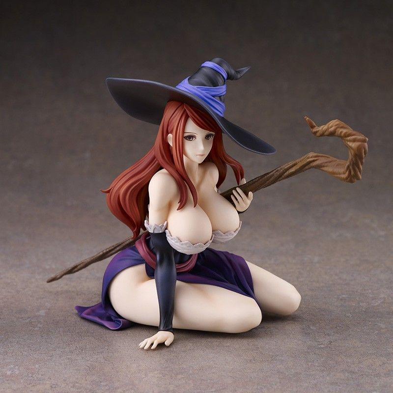 DRAGONS CROWN SORCERESS STATUE FIGURE UNION CREATIVE