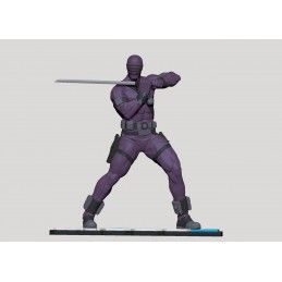 G.I. JOE - SNAKE EYES 1/8 22CM STATUE FIGURE PCS COLLECTIBLES