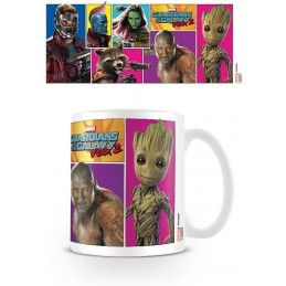 PYRAMID INTERNATIONAL MARVEL GUARDIANS OF THE GALAXY 2 CERAMIC MUG TAZZA IN CERAMICA