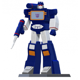 TRANSFORMERS - SOUNDWAVE 23CM STATUE FIGURE PCS COLLECTIBLES