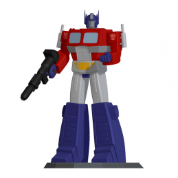 TRANSFORMERS - OPTIMUS PRIME 23CM STATUE FIGURE POP CULTURE SHOCK COLLECTIBLES