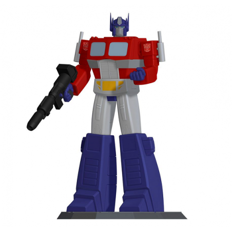 TRANSFORMERS - OPTIMUS PRIME 23CM STATUE FIGURE