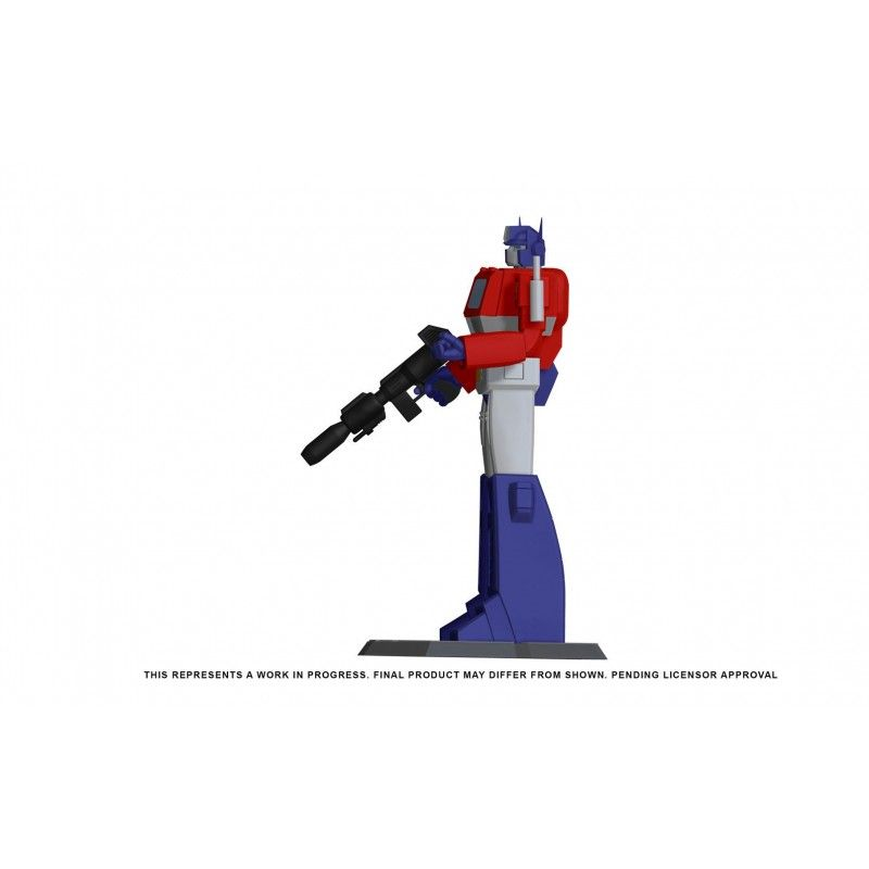 TRANSFORMERS - OPTIMUS PRIME 23CM STATUE FIGURE PCS COLLECTIBLES