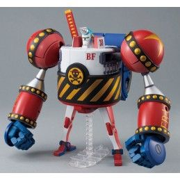 ONE PIECE IRON PIRATES BF38 GENERAL FRANKY MODEL KIT FIGURE BANDAI