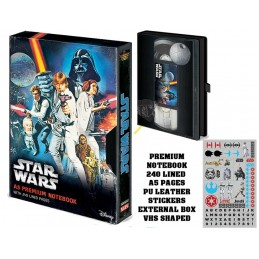 STAR WARS A NEW HOPE - VHS...