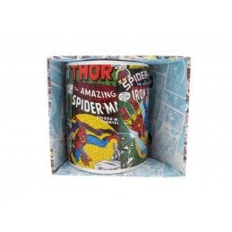 PYRAMID INTERNATIONAL MARVEL COMICS CERAMIC MUG TAZZA IN CERAMICA