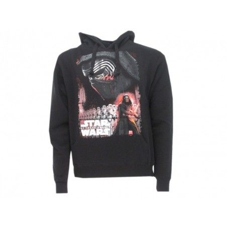 FELPA HOODIE STAR WARS THE FORCE AWAKENS KYLO REN