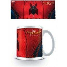 PYRAMID INTERNATIONAL MARVEL SPIDER-MAN HOMECOMING CERAMIC MUG TAZZA IN CERAMICA