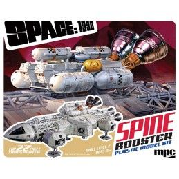 MPC SPACE SPAZIO 1999 - BOSTER PACK ACCESSORY SET EAGLE 2 LABORATORY POD MODEL KIT FIGURE