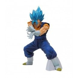 BANPRESTO DRAGON BALL SUPER - SUPER SAIYAN GOD VEGITO VEGETTO FINAL KAMEHAMEHA 20CM STATUE FIGURE