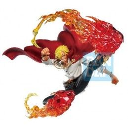 BANDAI ONE PIECE ICHIBANSHO - SANJI (TREASURE CRUISE) 11CM PVC STATUE FIGURE