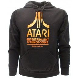 FELPA HOODIE ATARI ENTERTAINMENT TECHNOLOGIES