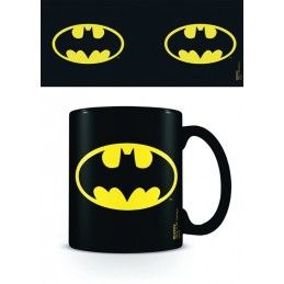 BATMAN LOGO CERAMIC MUG TAZZA IN CERAMICA PYRAMID INTERNATIONAL