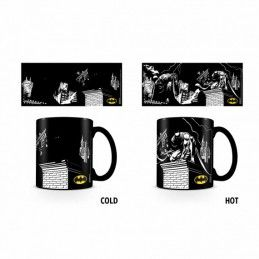 BATMAN HEAT SENSITIVE MUG TAZZA TERMOSENSIBILE PYRAMID INTERNATIONAL