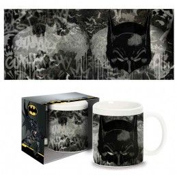 PYRAMID INTERNATIONAL BATMAN COMICS CERAMIC MUG TAZZA IN CERAMICA