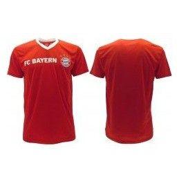 MAGLIA T SHIRT CALCIO UFFICIALE BAYERN MUNCHEN FC