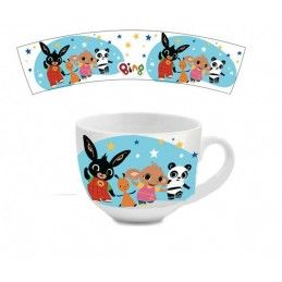 BING AND FRIENDS CERAMIC JUMBO MUG TAZZA IN CERAMICA PYRAMID INTERNATIONAL