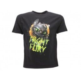 MAGLIA T SHIRT DRAGON TRAINER NIGHT FURY FURIA BUIA NERA