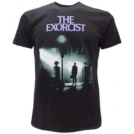 MAGLIA T SHIRT THE EXORCIST L'ESORCISTA
