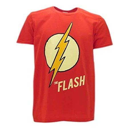 MAGLIA T SHIRT THE FLASH DC COMICS