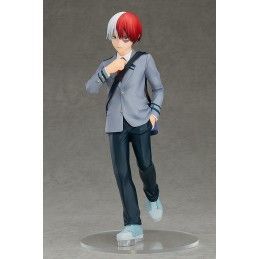 MY HERO ACADEMIA SHOTO TODOROKI STATUE POP UP PARADE FIGURE TAKARA TOMY