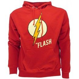 FELPA HOODIE THE FLASH DC COMICS