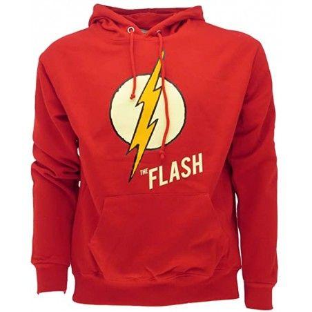 FELPA HOODIE THE FLASH DC COMICS