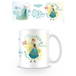 PYRAMID INTERNATIONAL FROZEN ANNA ELSA CERAMIC MUG TAZZA IN CERAMICA