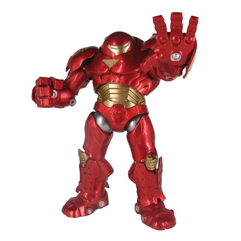 DIAMOND SELECT MARVEL SELECT IRON MAN HULKBUSTER ACTION FIGURE