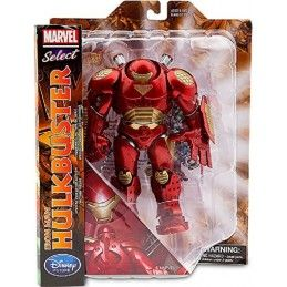 MARVEL SELECT IRON MAN HULKBUSTER ACTION FIGURE DIAMOND SELECT