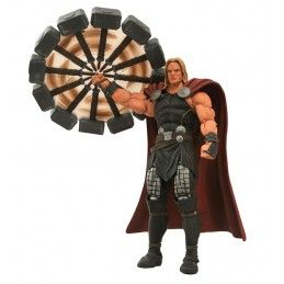 DIAMOND SELECT MARVEL SELECT THE MIGHTY THOR ACTION FIGURE
