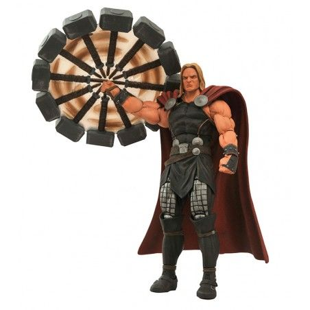 MARVEL SELECT THE MIGHTY THOR ACTION FIGURE