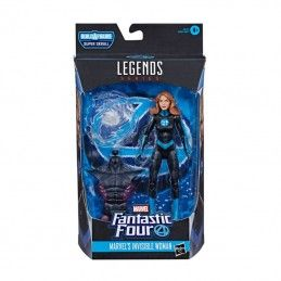 MARVEL LEGENDS SERIES FANTASTIC FOUR - INVISIBLE WOMAN ACTION FIGURE HASBRO