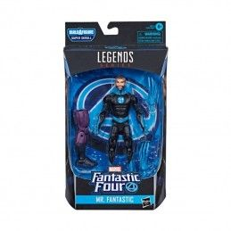MARVEL LEGENDS SERIES FANTASTIC FOUR - MR. FANTASTIC ACTION FIGURE HASBRO