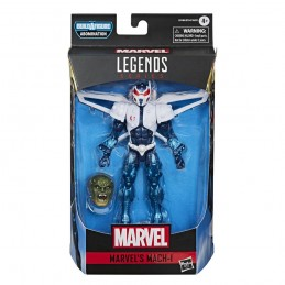 HASBRO MARVEL LEGENDS SERIES ABOMINATION - MACH-1 ACTION FIGURE