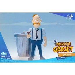 BLITZWAY INSPECTOR GADGET MEGAHERO SERIES - QUIMBY ACTION FIGURE