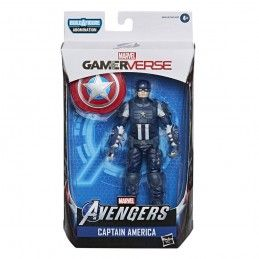 MARVEL LEGENDS SERIES ABOMINATION - CAPTAIN AMERICA GAMERVERSE ACTION FIGURE HASBRO