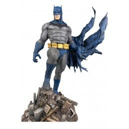 DC GALLERY BATMAN DEFIANT BY ALTERTON 25CM FIGURE STATUE DIAMOND SELECT