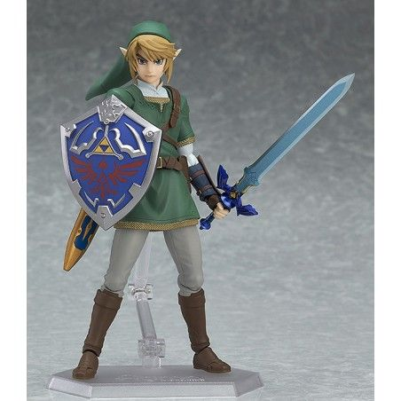 THE LEGEND OF ZELDA TWILIGHT PRINCESS - LINK FIGMA ACTION FIGURE