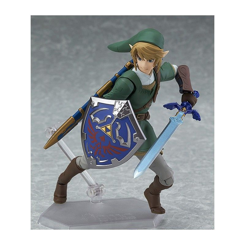 MAX FACTORY THE LEGEND OF ZELDA TWILIGHT PRINCESS - LINK FIGMA ACTION FIGURE