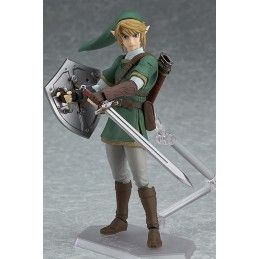 MAX FACTORY THE LEGEND OF ZELDA TWILIGHT PRINCESS - LINK DELUXE FIGMA ACTION FIGURE