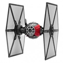 STAR WARS 2 PACK - FIRST ORDER  TIE FIGHTER + MILLENNIUM FALCON ACTION FIGURE