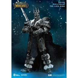 BEAST KINGDOM WORLD OF WARCRAFT WRATH OF THE LICH KING - ARTHAS DAH-020 ACTION FIGURE