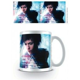 GHOST IN THE SHELL CERAMIC MUG TAZZA IN CERAMICA PYRAMID INTERNATIONAL